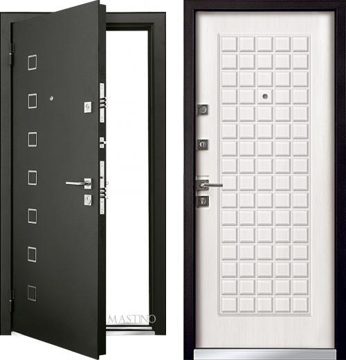 входные двери (стальные двери, металлические двери) DOORS007: дверь Mastino Area