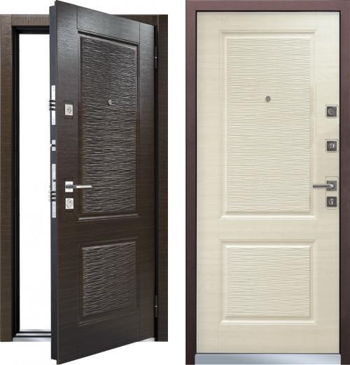 входные двери (стальные двери, металлические двери) DOORS007: дверь Mastino Line 2