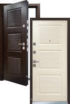 Стальная дверь Mastino Monte / Line 3