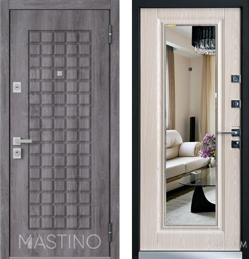 входные двери (стальные двери, металлические двери) DOORS007: дверь Mastino Mare