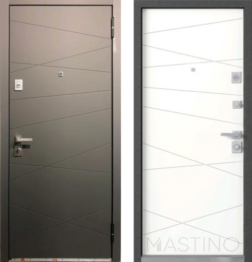 входные двери (стальные двери, металлические двери) DOORS007: дверь Mastino Monte MS-12 Kale