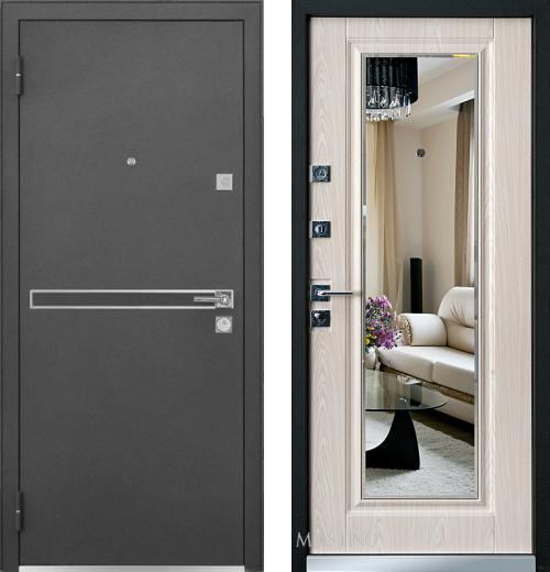 входные двери (стальные двери, металлические двери) DOORS007: дверь Mastino Parko