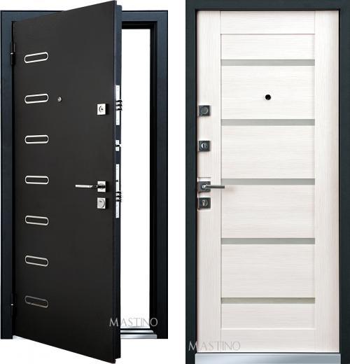 входные двери (стальные двери, металлические двери) DOORS007: дверь Mastino Ponte