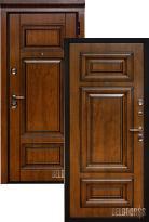 дверь Металюкс Статус М708 с патиной (металлическая дверь Металюкс Статус М708 с патиной, железная дверь)