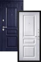дверь Металюкс Статус М709/1 с капителью (металлическая дверь Металюкс Статус М709/1 с капителью, железная дверь)