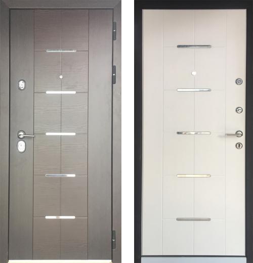 входные двери (стальные двери, металлические двери) DOORS007: дверь Персона ТЕХНОЛЮКС