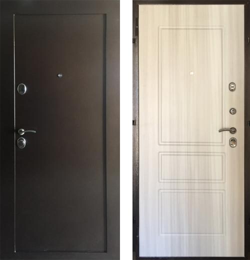 входные двери (стальные двери, металлические двери) DOORS007: дверь Персона ЕВРО СИСТЕМА Внутреннего открывания