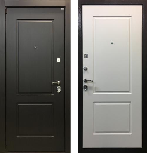 входные двери (стальные двери, металлические двери) DOORS007: дверь Ратибор БАРЬЕР 3К