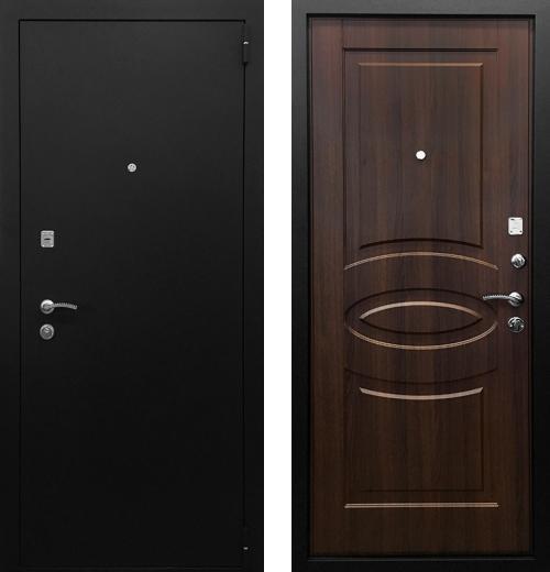 входные двери (стальные двери, металлические двери) DOORS007: дверь Ратибор Классик 3К