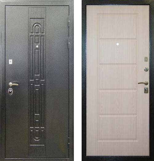 входные двери (стальные двери, металлические двери) DOORS007: дверь Ратибор ДСВ