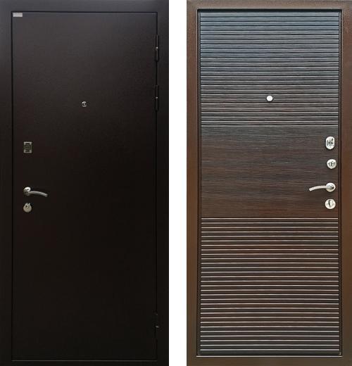 входные двери (стальные двери, металлические двери) DOORS007: дверь Ратибор Горизонт