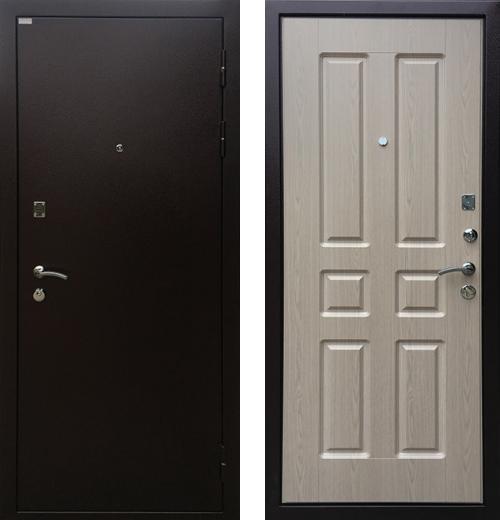 входные двери (стальные двери, металлические двери) DOORS007: дверь Ратибор Комфорт