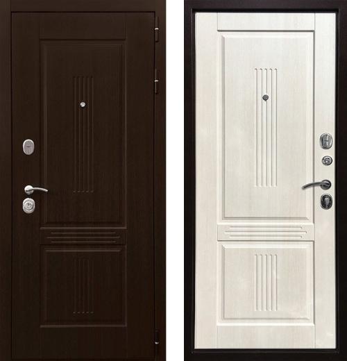 входные двери (стальные двери, металлические двери) DOORS007: дверь Ратибор Консул 3К