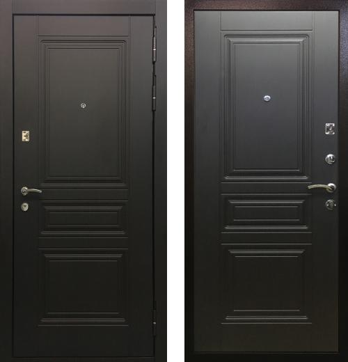 входные двери (стальные двери, металлические двери) DOORS007: дверь Ратибор Лондон