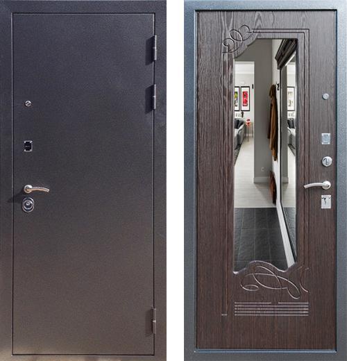 входные двери (стальные двери, металлические двери) DOORS007: дверь Ратибор Милан