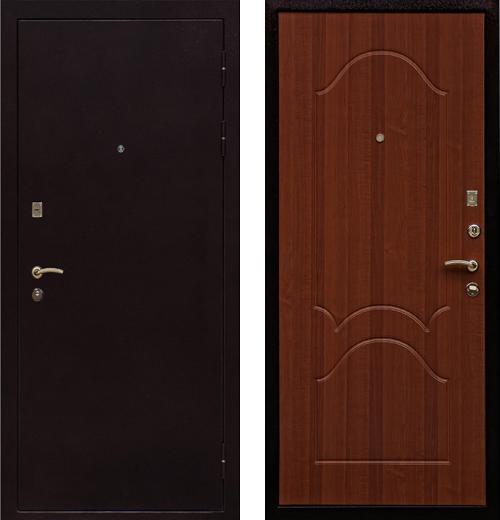 входные двери (стальные двери, металлические двери) DOORS007: дверь Ратибор Патриот