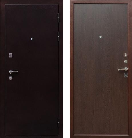 входные двери (стальные двери, металлические двери) DOORS007: дверь Ратибор Практик