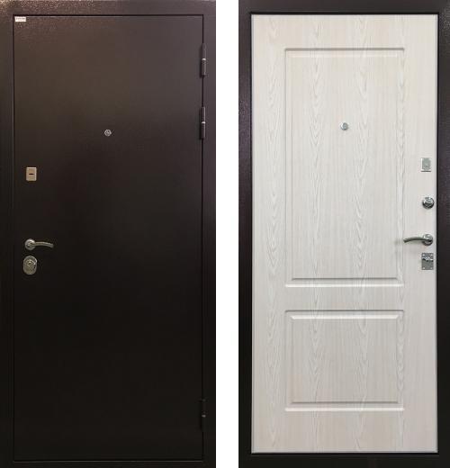 входные двери (стальные двери, металлические двери) DOORS007: дверь Ратибор Премьер (Уличная)