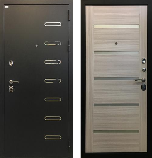 входные двери (стальные двери, металлические двери) DOORS007: дверь Ратибор Стелла