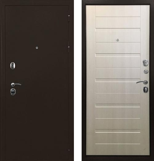входные двери (стальные двери, металлические двери) DOORS007: дверь Ратибор Тренд 3К