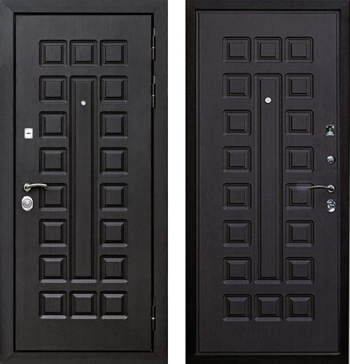 входные двери (стальные двери, металлические двери) DOORS007: дверь Ратибор Триумф 3К