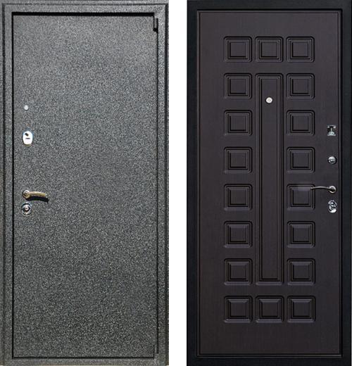 входные двери (стальные двери, металлические двери) DOORS007: дверь Ратибор Зодиак
