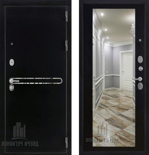 входные двери (стальные двери, металлические двери) DOORS007: дверь Regidoors Президент S1Z, Цвет