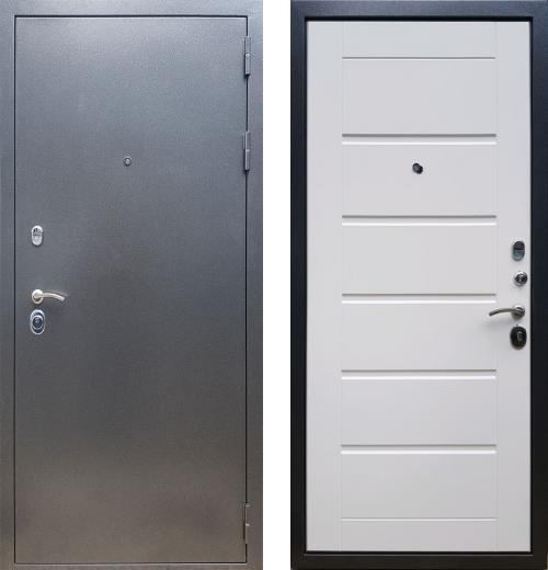 входные двери (стальные двери, металлические двери) DOORS007: дверь Rex 11