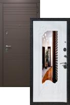 дверь Rex 14 Шоколад ФЛЗ-147