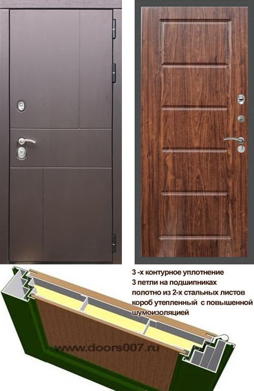 входные двери (стальные двери, металлические двери) DOORS007: дверь Rex 16 ФЛ-39, Цвет
