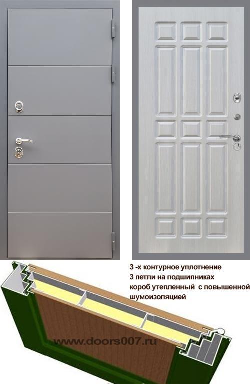 входные двери (стальные двери, металлические двери) DOORS007: дверь Rex 19 ФЛ-33, Цвет