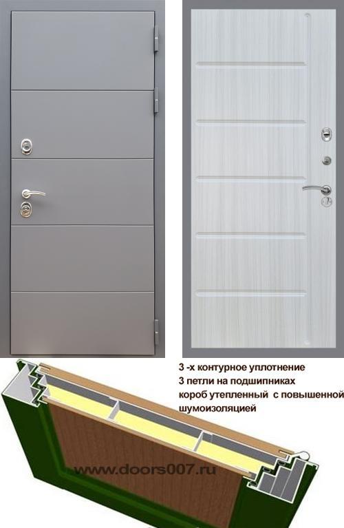 входные двери (стальные двери, металлические двери) DOORS007: дверь Rex 19 ФЛ-102, Цвет