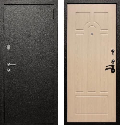 входные двери (стальные двери, металлические двери) DOORS007: дверь Rex 1A