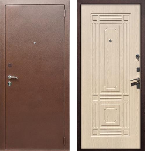 входные двери (стальные двери, металлические двери) DOORS007: дверь Rex 1, Цвет