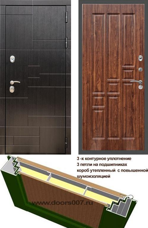 входные двери (стальные двери, металлические двери) DOORS007: дверь Rex 20 ФЛ-31, Цвет