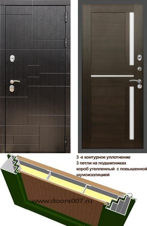 входные двери (стальные двери, металлические двери) DOORS007: дверь Rex 20 СБ-18, Цвет
