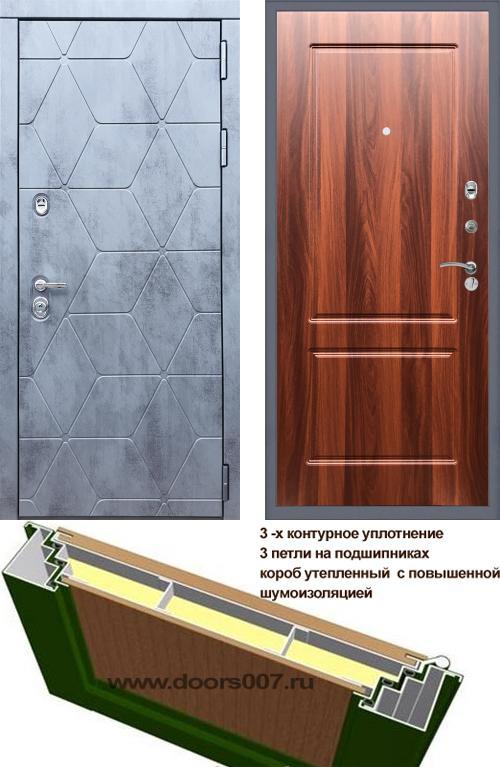 входные двери (стальные двери, металлические двери) DOORS007: дверь Rex 28 ФЛ-117, Цвет