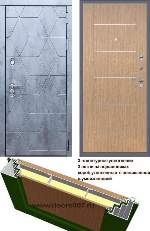 входные двери (стальные двери, металлические двери) DOORS007: дверь Rex 28 B-03 Молдинг, Цвет