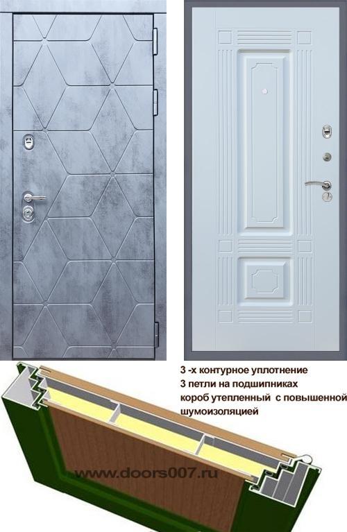 входные двери (стальные двери, металлические двери) DOORS007: дверь Rex 28 ФЛ-2, Цвет