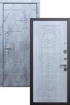 Стальная дверь Rex 28 Д-18
