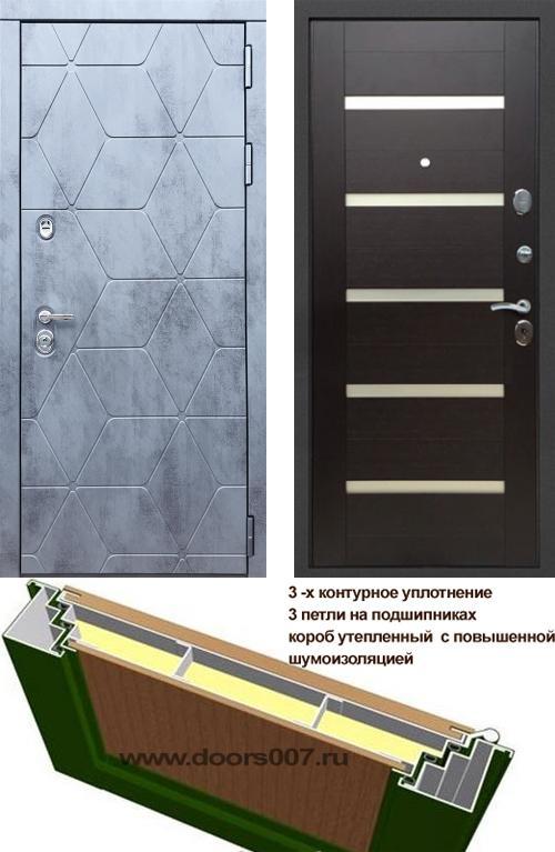 входные двери (стальные двери, металлические двери) DOORS007: дверь Rex 28 СБ-14 Белое стекло, Цвет