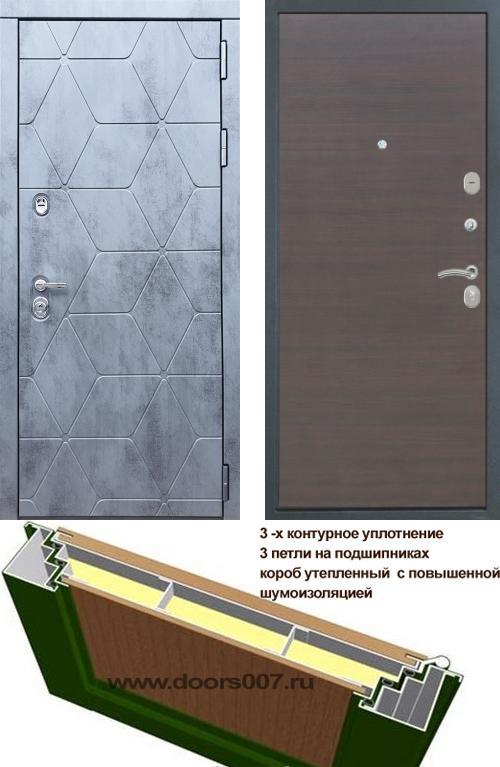 входные двери (стальные двери, металлические двери) DOORS007: дверь Rex 28 Гладкая (без фрезеровки), Цвет