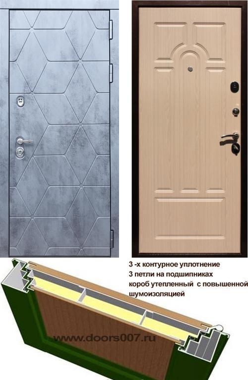 входные двери (стальные двери, металлические двери) DOORS007: дверь Rex 28 ФЛ-58, Цвет