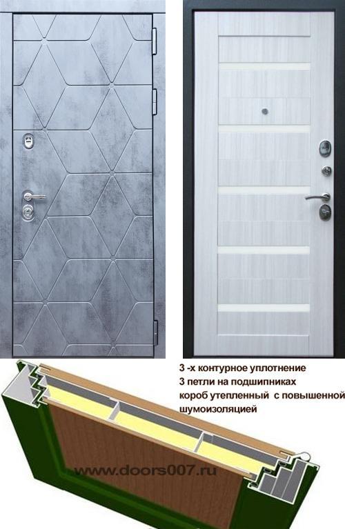 входные двери (стальные двери, металлические двери) DOORS007: дверь Rex 28, Цвет