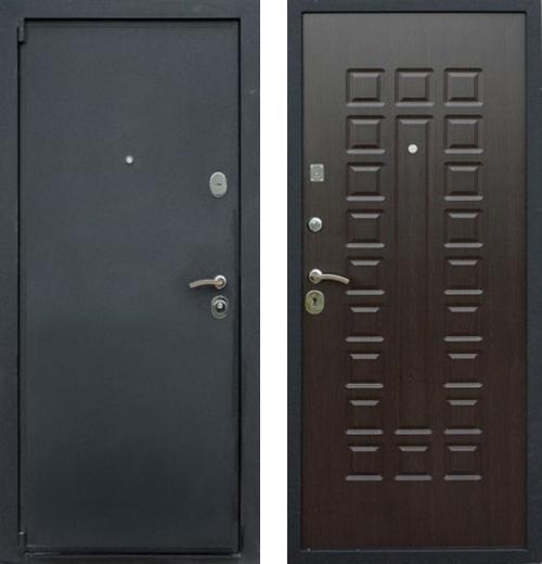 входные двери (стальные двери, металлические двери) DOORS007: дверь Rex 3, Цвет