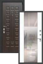 Стальная дверь Rex 4А СБ-16 с зеркалом