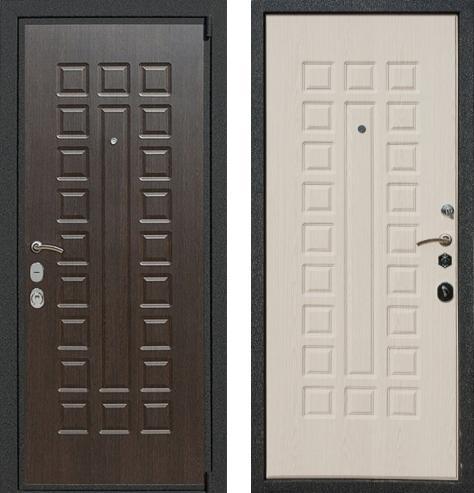 входные двери (стальные двери, металлические двери) DOORS007: дверь Rex 4А, Цвет