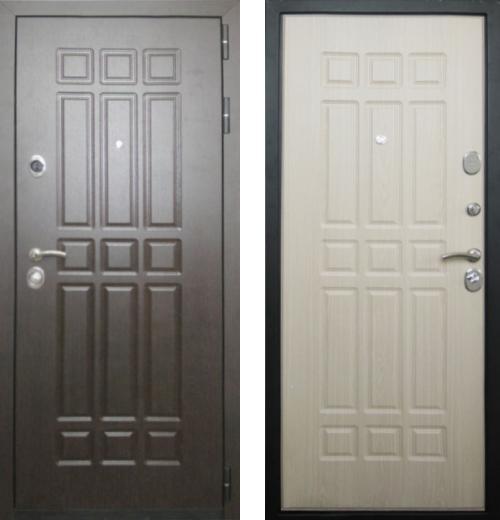 входные двери (стальные двери, металлические двери) DOORS007: дверь Rex 8, Цвет
