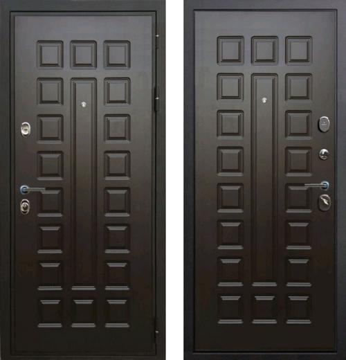 входные двери (стальные двери, металлические двери) DOORS007: дверь Rex Гладиатор, Цвет
