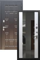 Стальная дверь Rex 18 с зеркалом